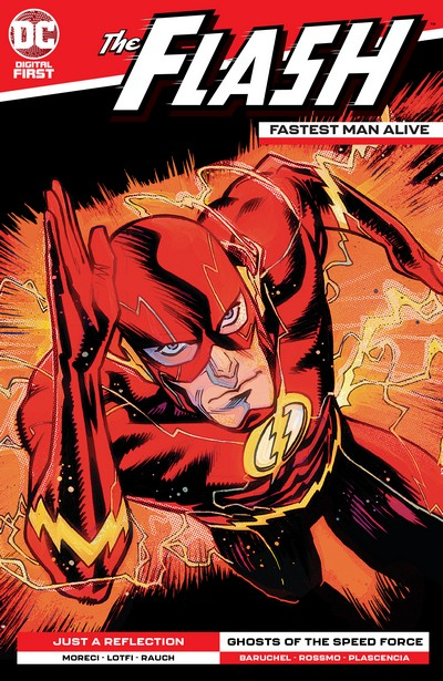 The Flash – Fastest Man Alive #9 (2020)