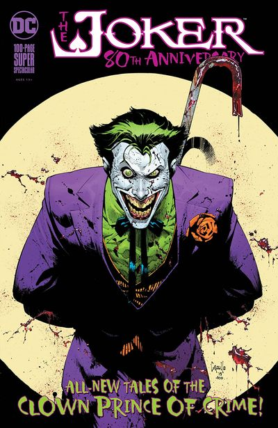 The Joker 80th Anniversary 100-Page Super Spectacular #1 (2020)