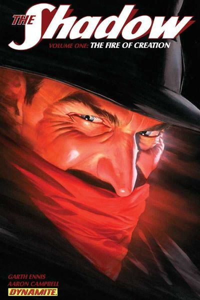 The Shadow Vol. 1 – The Fire of Creation (TPB) (2012)