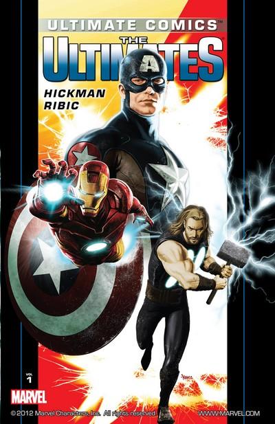 Ultimate Comics Ultimates By Jonathan Hickman Vol. 1 – 2 (2012-2013)