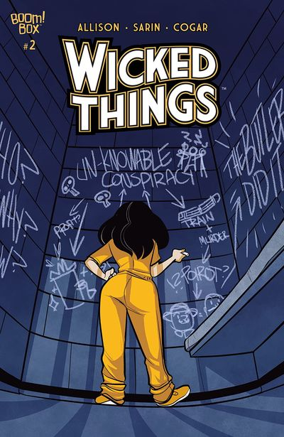Wicked Things #2 (2020)