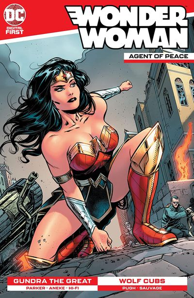 Wonder Woman – Agent of Peace #6 (2020)