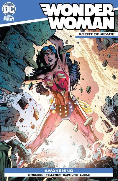 Wonder Woman – Agent of Peace #8 (2020)