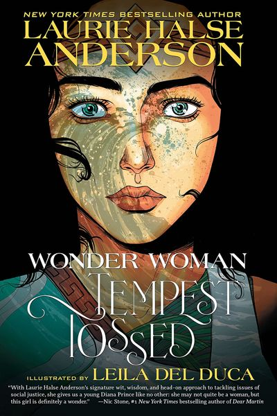 Wonder Woman – Tempest Tossed (2020)