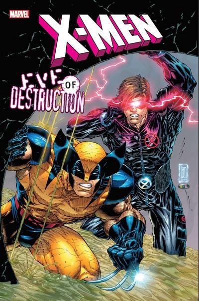 X-Men – Eve of Destruction (2019) (Fan Made Omnibus)