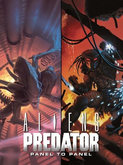 Aliens – Predator – Panel to Panel (2006)