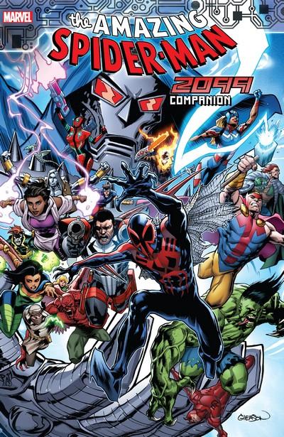 Amazing Spider-Man 2099 Companion (2020)