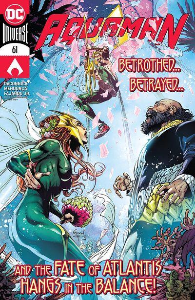 Aquaman #61 (2020)
