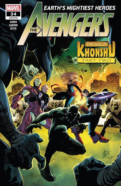 Avengers #34 (2020)