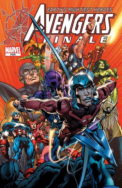 Avengers Finale #1 (2005)