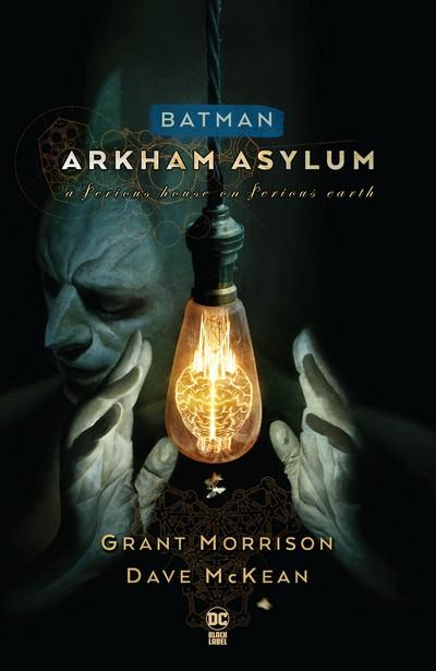 Batman – Arkham Asylum New Edition (2020)