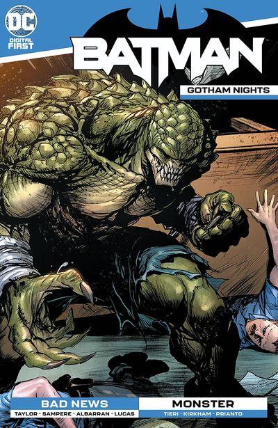 Batman – Gotham Nights #14 (2020)