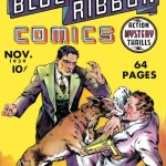 Blue Ribbon Comics #1 – 22 (1939-1942)