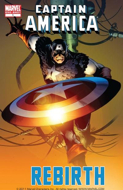 Captain America – Rebirth #1 (2011)
