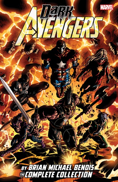 Dark Avengers by Brian Michael Bendis – The Complete Collection (2017)
