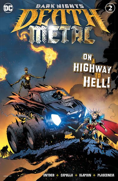 Dark Nights – Death Metal #2 (2020)