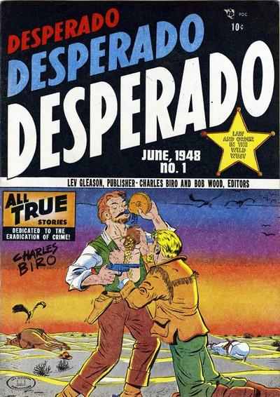 Desperado #1 – 8 (1948-1949)