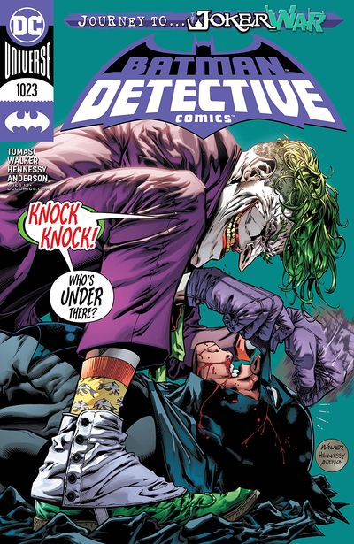 Detective Comics #1023 (2020)