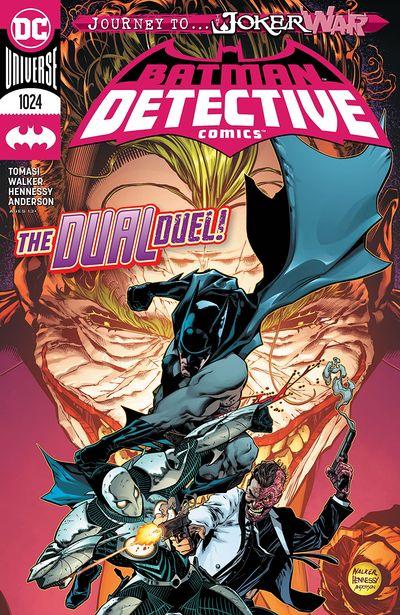 Detective Comics #1024 (2020)
