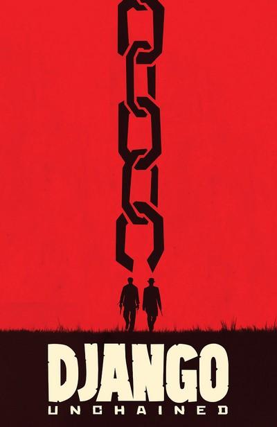 Django Unchained (2013) (Fan Made TPB)