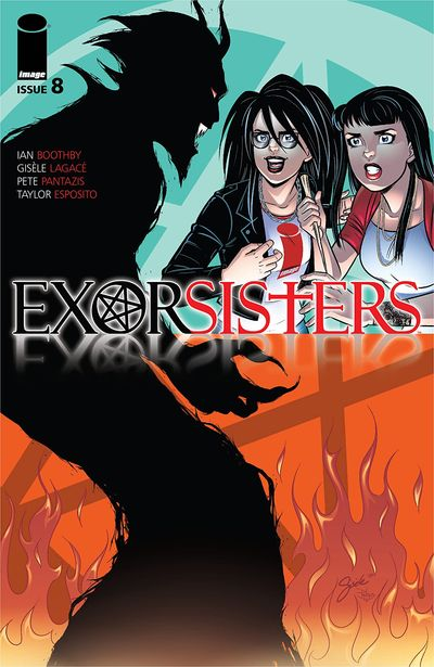 Exorsisters #8 (2020)