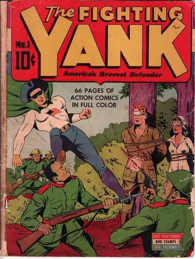 Fighting Yank #1 – 29 (1942-1949)