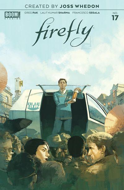 Firefly #17 (2020)