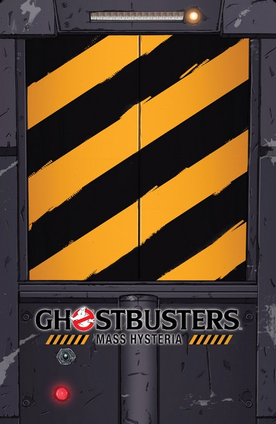 Ghostbusters – Mass Hysteria (TPB) (2015)