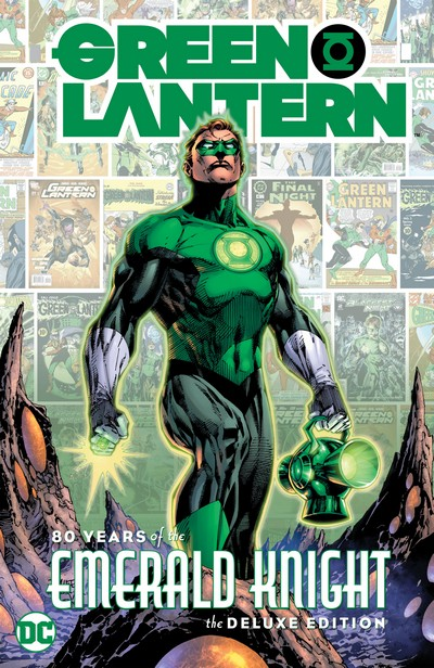 Green Lantern – 80 Years of the Emerald Knight The Deluxe Edition (2020)