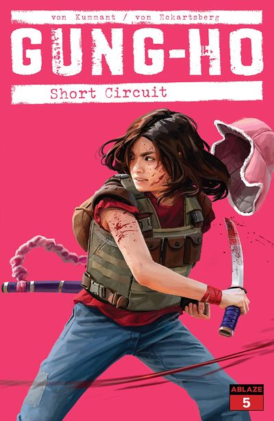 Gung-Ho #6 – Short Circuit (2020)