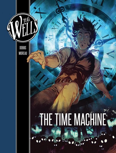 H.G. Wells – The Time Machine (2018)