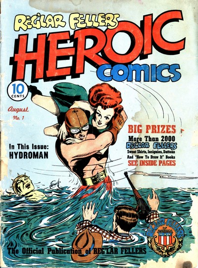 Heroic Comics (Collection) #1 – 97 (1940-1955)