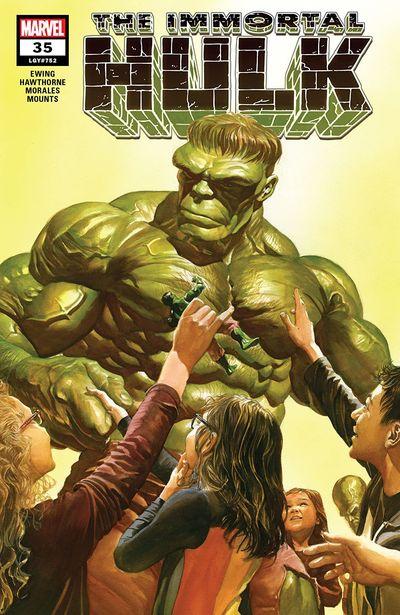 Immortal Hulk #35 (2020)
