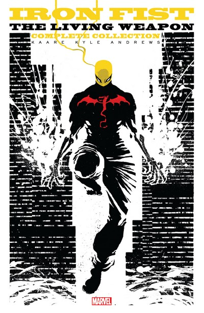 Iron Fist – The Living Weapon – The Complete Collection (2017)