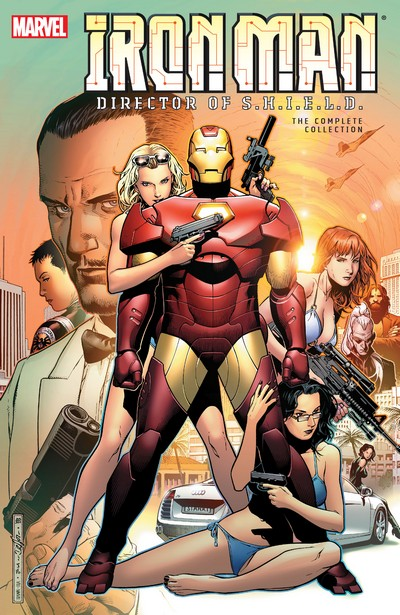 Iron Man – Director Of S.H.I.E.L.D. – The Complete Collection (2020)