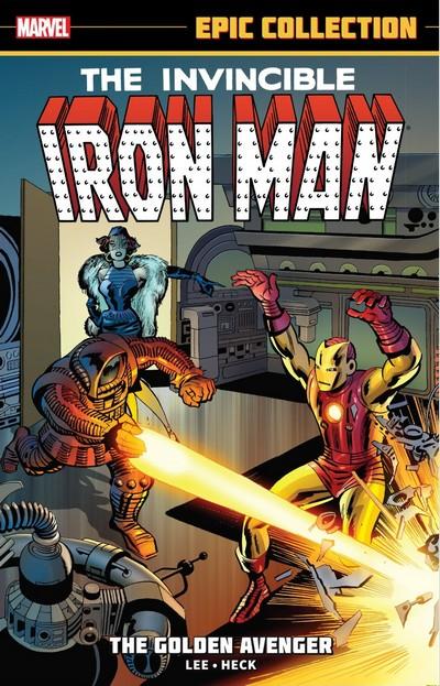 Iron Man Epic Collection Vol. 1 – The Golden Avenger (2014)