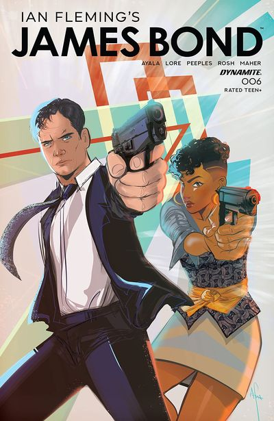 James Bond #6 (2020)