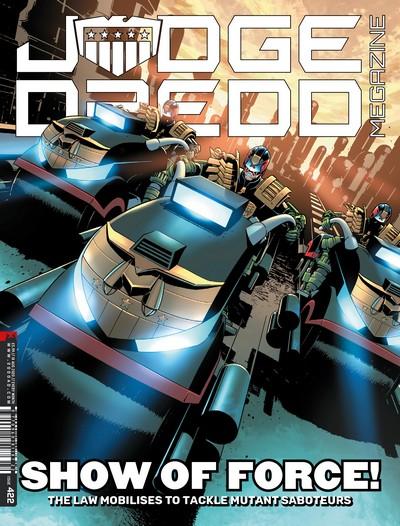 Judge Dredd Megazine #422 (2020)