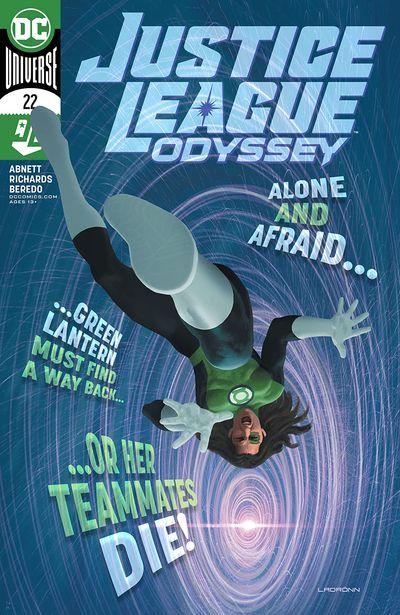 Justice League Odyssey #22 (2020)