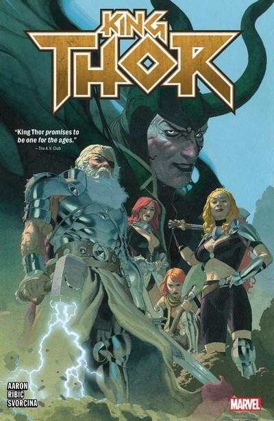 King Thor (TPB) (2020)