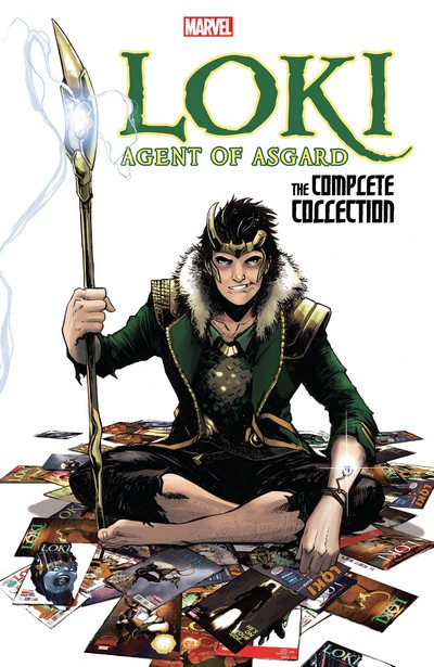Loki – Agent of Asgard – The Complete Collection (2019)