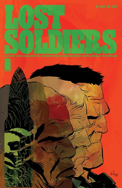 Lost Soldiers #1 (2020)