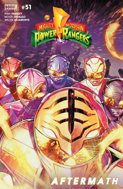 Mighty Morphin Power Rangers #51 (2020)
