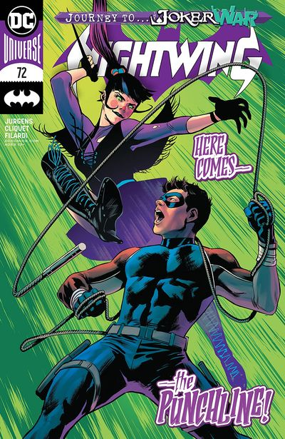 Nightwing #72 (2020)