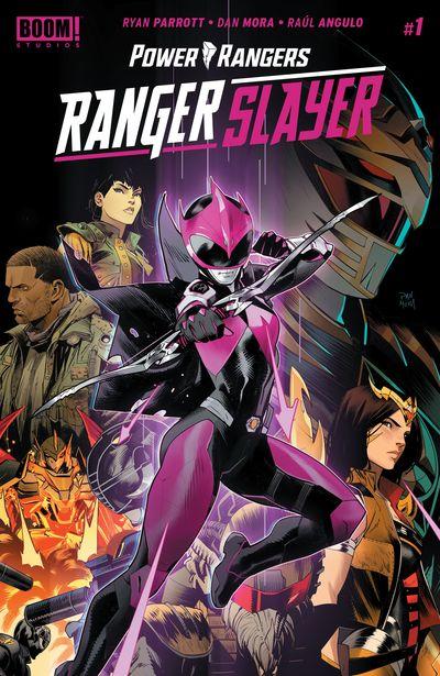 Power Rangers – Ranger Slayer #1 (2020)
