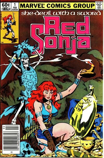 Red Sonja #1 – 2 (1983)