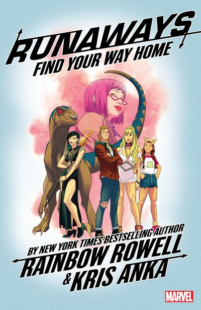 Runaways by Rainbow Rowell Vol. 1 – 5 (2018-2020)