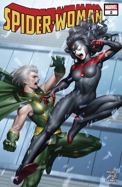 Spider-Woman #2 (2020)