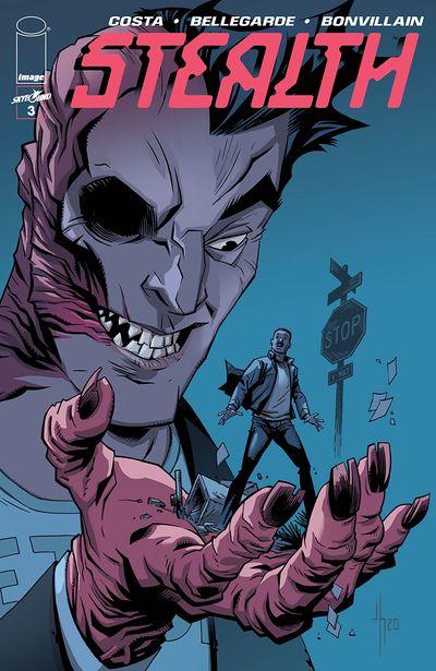 Stealth #3 (2020)