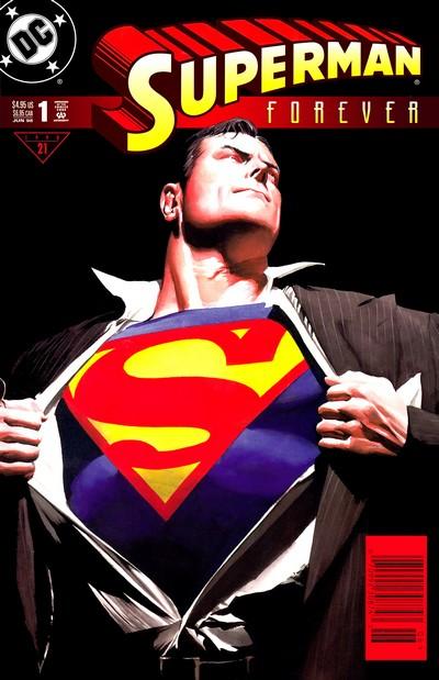 Superman Forever #1 (1998)